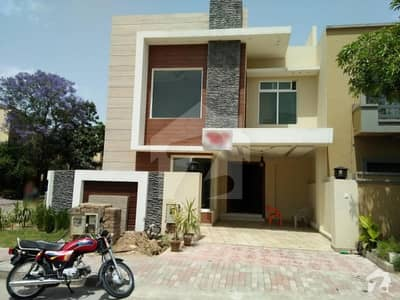 Brand New Corner House Under Finishing 11 Marla House For Sale At Bahria Town Phase 4