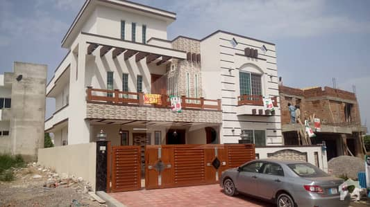 House Is Available For Sale In Media Town Block C Rawalpindi