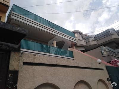 11 Marla House for sale in Khybar colony 2 Tehkal Payan
