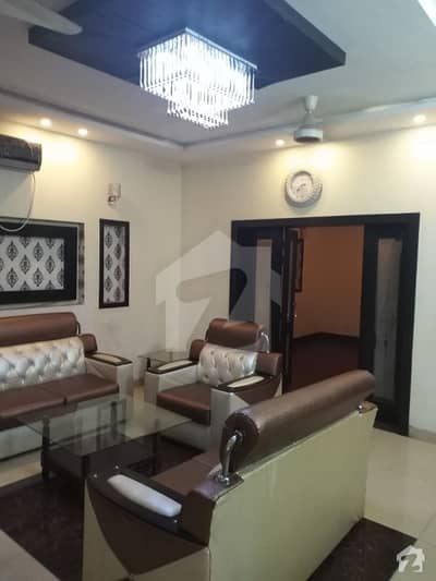 10 Marla Furnished Lower Portion Is Available For Rent