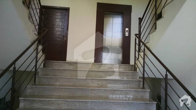 Apartment For Sale At Bukhari Commercial Phase 6 3 Bed D/D Furnished With Lift Parking