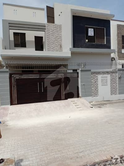 Brand New 7 Marla Triple Storey House For Sale In Shalimar Colony Multan