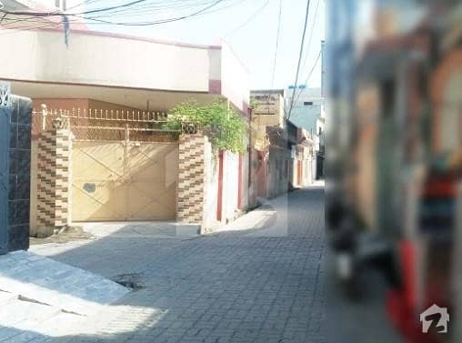 Kachehri Road To Link Semi Commercial House For Sale
