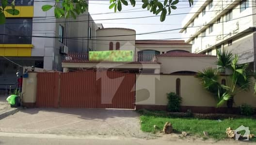 1 Kanal Commercial Building For Rent Near To Canal At Very Hot Location