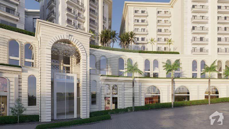 Apartment Is Available For Sale On Installment In Zameen Ace Mall