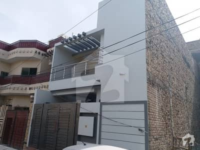 Fresh 5 Marla Double Story House For Sale.