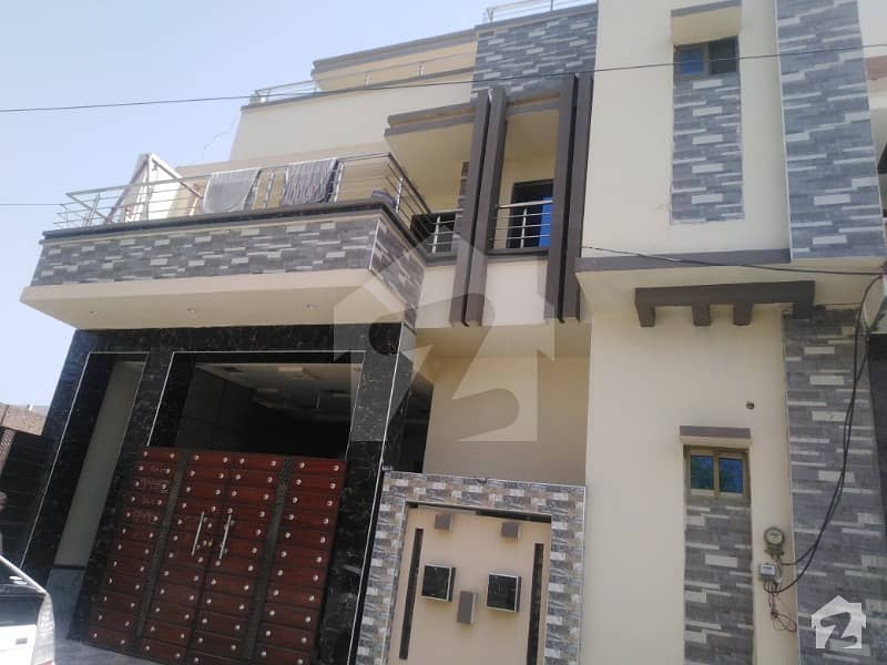 5 Marla Well Furnished House For Sale