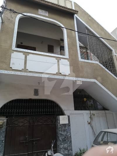 120 Sq Yd Old Construction House For Sale