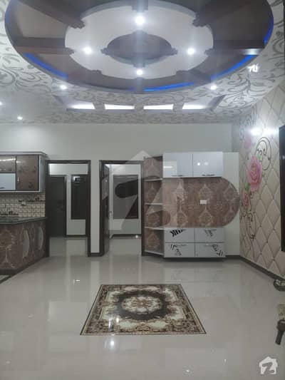 Advance Happy Eid Mubarak Brand Newly Owner  Full Luxuries Extra Ordinary Architect Designed 200 Square Yard Spacious Double Storey For Sale