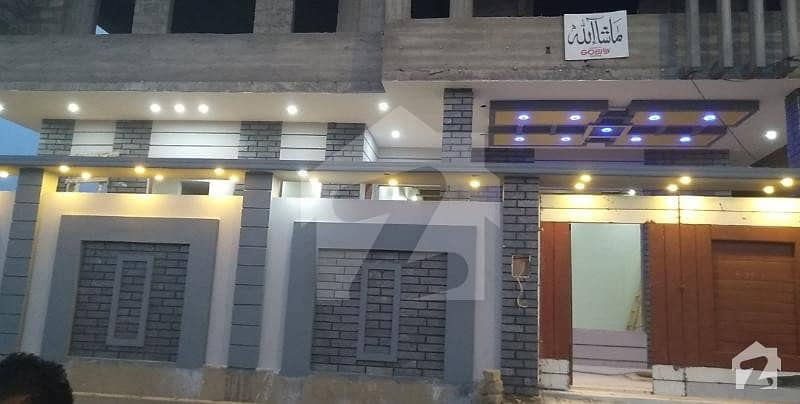 400 Sq Yards Double Storey House For Sale