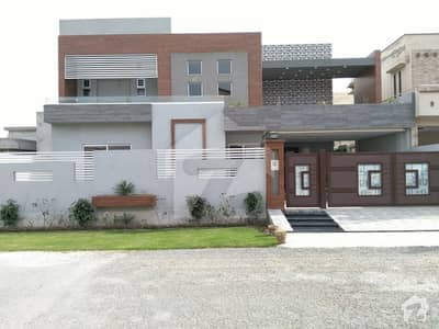A Well Built Brand New Solid Modern Design Bungalow Is Up For Sale