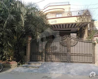1 Kanal House For Sale in Muslim Town Near Punjab College Kanal Road