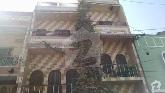 House For Sale Double Storey Mir Fazal Town Latifabad 9 No