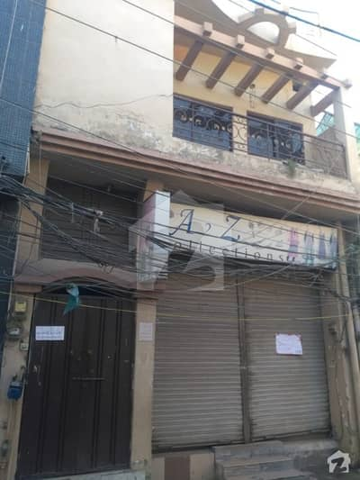 5 Marla Six Years Old House For Sale In Main Commercail Walton Road Lahore Cantt