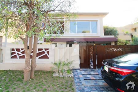 Syed Brothers Offer 1 Kanal Beautiful And Luxury Bungalow With Charming Front Elevation For Sale