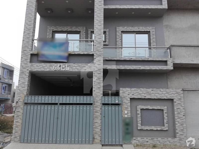 Double Storey Prime Location House For Sale Eden Chowk College Road Lahore