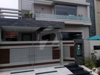 Dha Phase 8 10 Marla Brand New Luxuery Bungalow For Sale