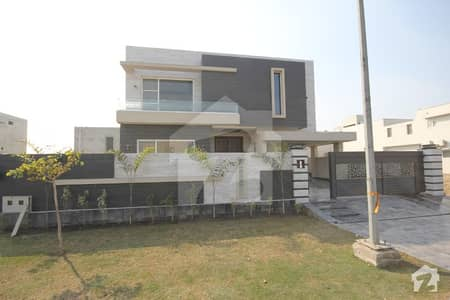 DHA LAHORE PHASE 6 ONE KANAL BRAND NEW LUXURY HOUSE