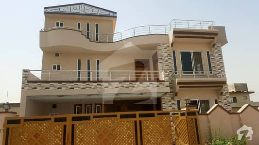 Triple Storey Corner House For Sale In Cbr Town Phase 1 Islamabad
