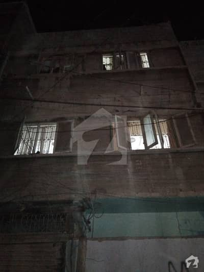 G+2 House Is Available For Sale In Main Liaquatabad