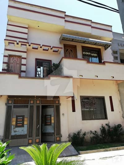 4.5 Marla House For Sale At Aurangzaib Town