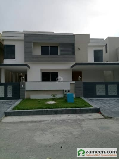 E-11 - Brand New 7 Beds 8 Bath Beautiful Triple Storey House For Sale  500 Sq Yards
