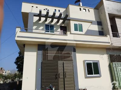 4 Marla 4 Bed Beautiful House In Green Cap Housing Society Lahore