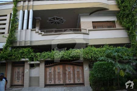 240 Sq Yd Double Storey Bungalow At Block 3