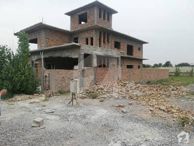 E18 Gulshan E Sehat Kanal Under Construction House For Sale