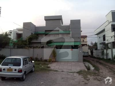 10 Marla Corner House for Sale