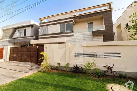 1 Kanal Double Unit Bungalow At Top Location