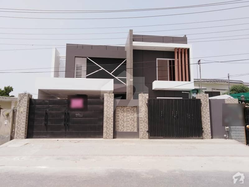 11 Marla Ground Portion For Rent