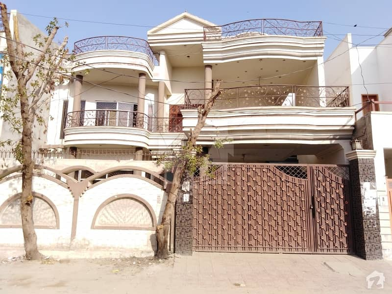 10 Marla Double Storey House For Rent