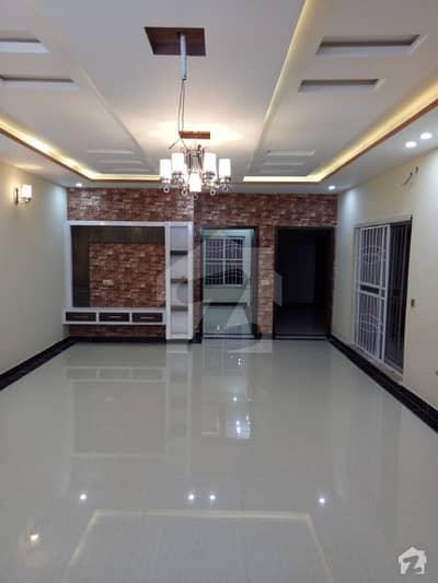 10 Marla Double Unit Full Luxury House Modern Construction Tiled Flooring Build In 2018
