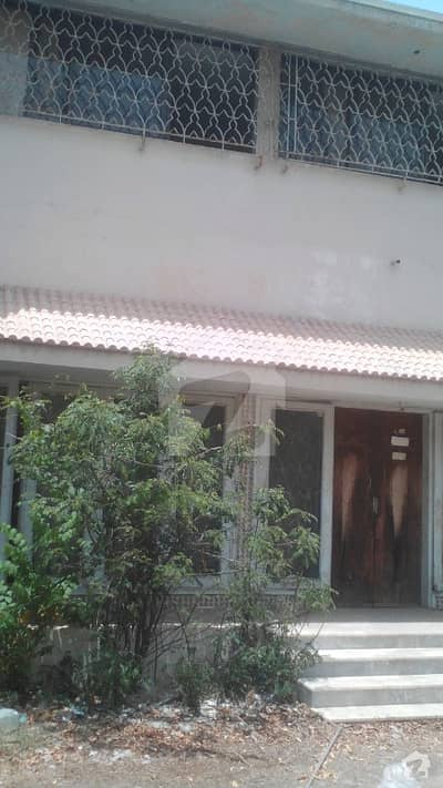 400 Sq Yd Bungalow Federal B Area Block Available For Sale