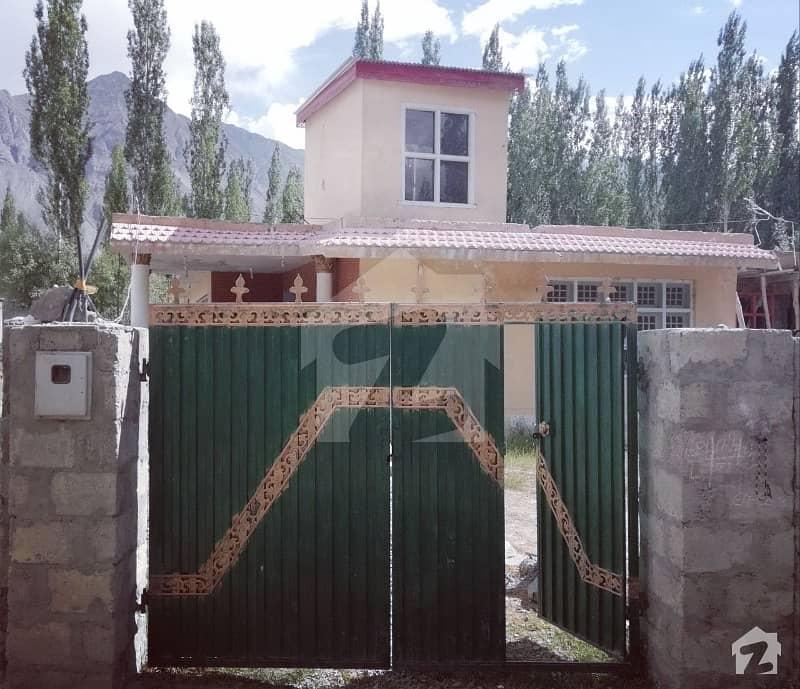 House For Rent In Skardu Near Radio Pakistan Chowk Skardu