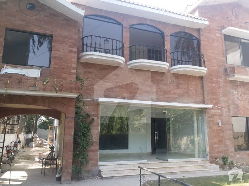2 Kanal Office Use House For Rent In Gulberg  Upper Mall Lahore