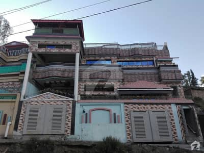The Best House For Living Purpose University Town Abbottabad