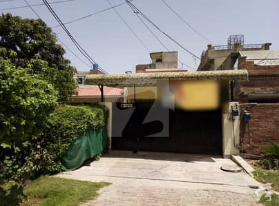 1 Kanal Commercial House Is Available For Rent For Schools Academy Silent Offices etc At Township Sector B2 At Prime Location
