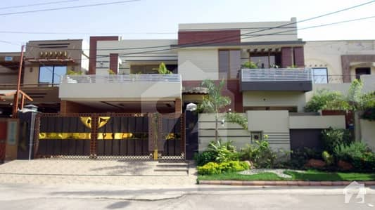 1 Kanal House Is Available For Sale In A Block Of Revenue Society