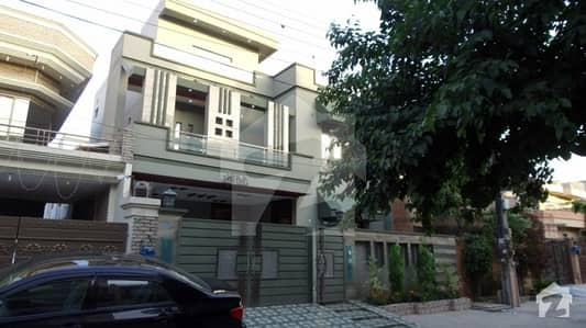 10 Marla Double Storey House Is Available For Sale In E Block Of PIA Housing Scheme