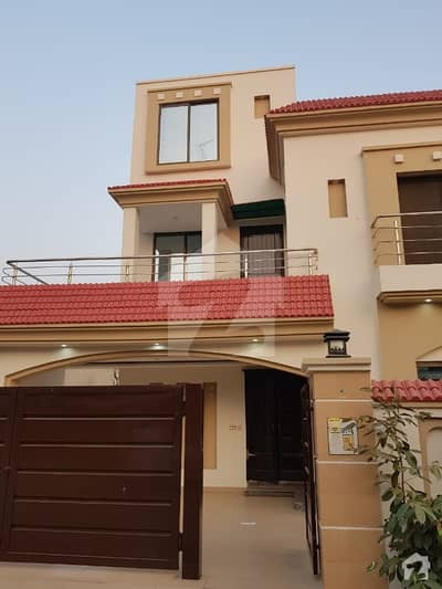 10 Marla Extra Luxury Like New House For Sale In Sector C Bahria Town