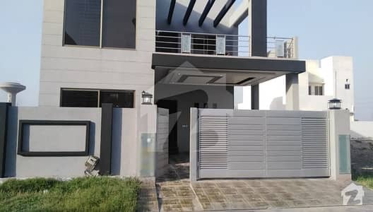 8 Marla New House For Sale In DHA Rahber Block A