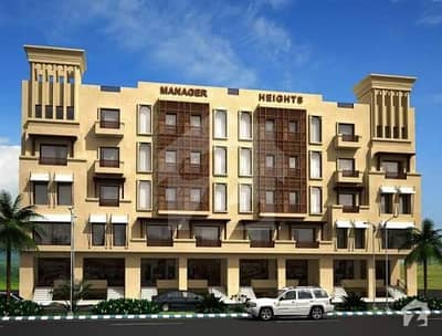 Studio Flat Is Available For Sale On Easy Installments