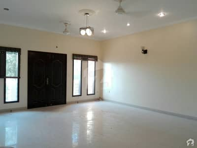 An Ideal Ground Floor Portion Is Available For Rent In DHA