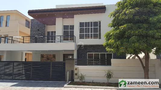 Beautiful Park Facing 6 Bedroom 1 Kanal House In Bahria Town Phase 4