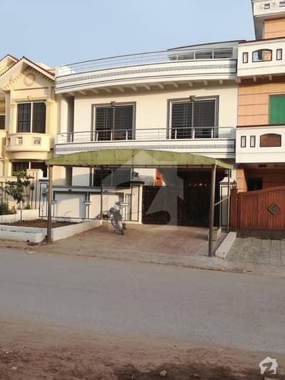 Brandnew 30x60 Ground portion for Rent with 2 bedrooms in G13 Islamabad