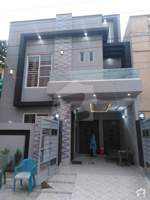 Johar Town  Lahore  5 Marla Newly House For Sale