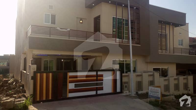 House Is Available For Sale In Bahria Town Abu Bakar Block Rawalpindi