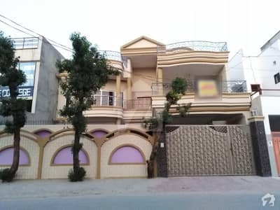 1 Kanal Double Storey House For Rent